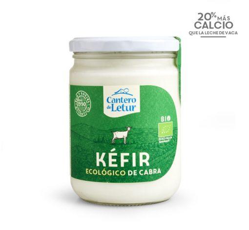 Kéfir ecológico de cabra de 420 g. Cantero de Letur