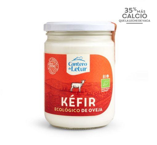 Kéfir de oveja ecológico de 420 g. Cantero de Letur