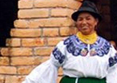 Proyecto de formación para mujeres indígenas de Imbabura