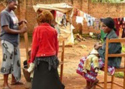 Fortalecimiento de la soberanía alimentaria y formas de organización de las comunidades indígenas de Nebaj