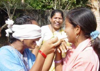 Movilización Social Comunitaria en Honavar, India