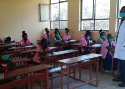 Reforma y construcción de la Escuela Primaria de Melka Oda, Etiopía