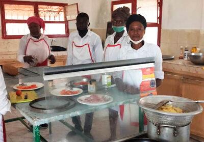 Formación de calidad para Jóvenes en situación de pobreza en Chad