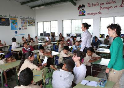 Promoción de los colectivos más vulnerables de dos comunidades rurales de Honduras.